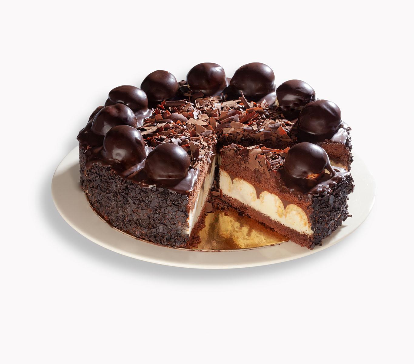 Bitter-Cikolatali-Profiterollu-Pasta